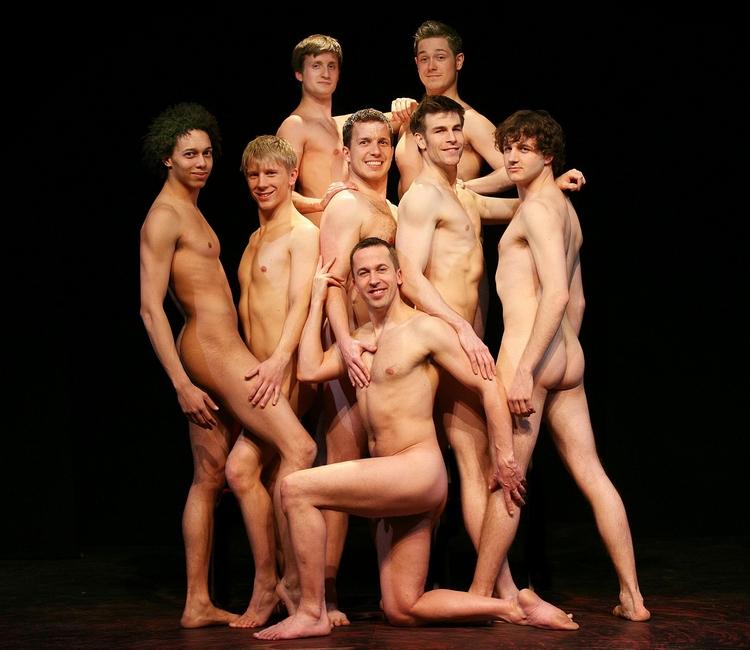 Naked boys singing uncensored #15