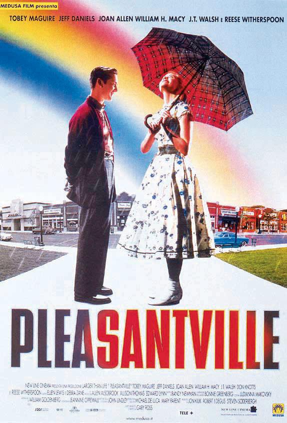 PLEASANTVILLE - Film Bonheur/Feel-Good Movie® - YouTube