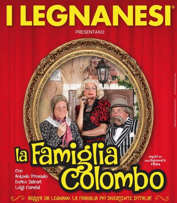Legnanesi Famiglia Colombo